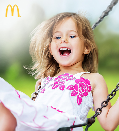 "McDonald's Happy Meal Road Show ""Happiness starts here"""